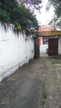 Casa  residencial à venda, Jardim Portugal, São Bernardo do Campo.
