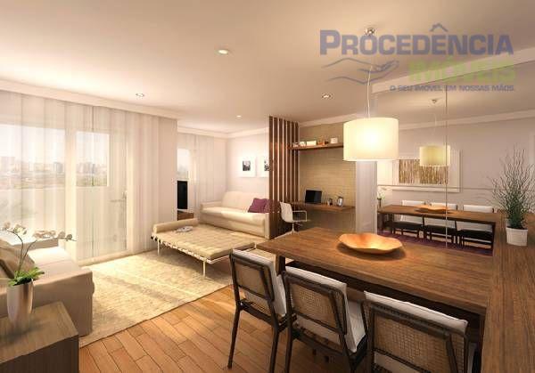 Apartamento à venda, Vila Noêmia, Mauá.