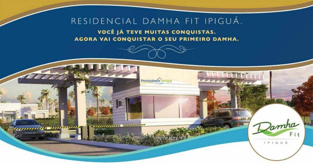 Terreno condomínio à venda, Damha Fit, Ipiguá.