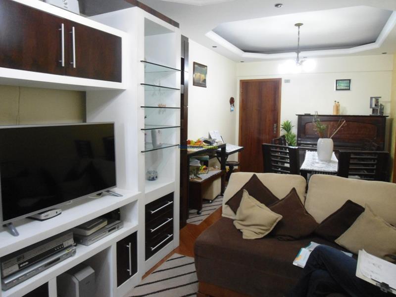 Apartamento residencial à venda, Rudge Ramos, São Bernardo do Campo.
