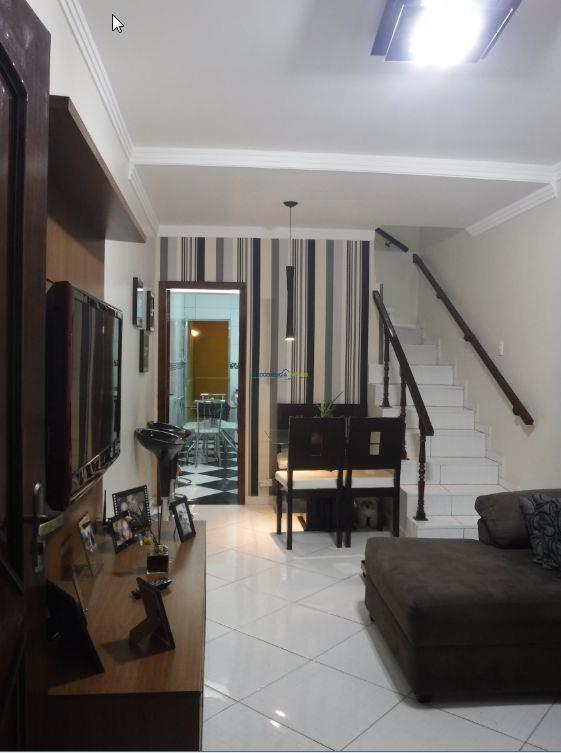 Sobrado residencial à venda, Assunção, São Bernardo do Campo.