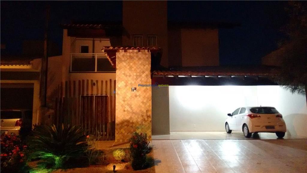 Casa em condomínio à venda, Residencial Village Damha Rio Preto I, São José do Rio Preto.