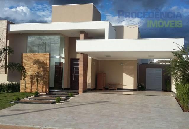 Belíssima Casa à venda, Parque Residencial Damha VI, São José do Rio Preto.