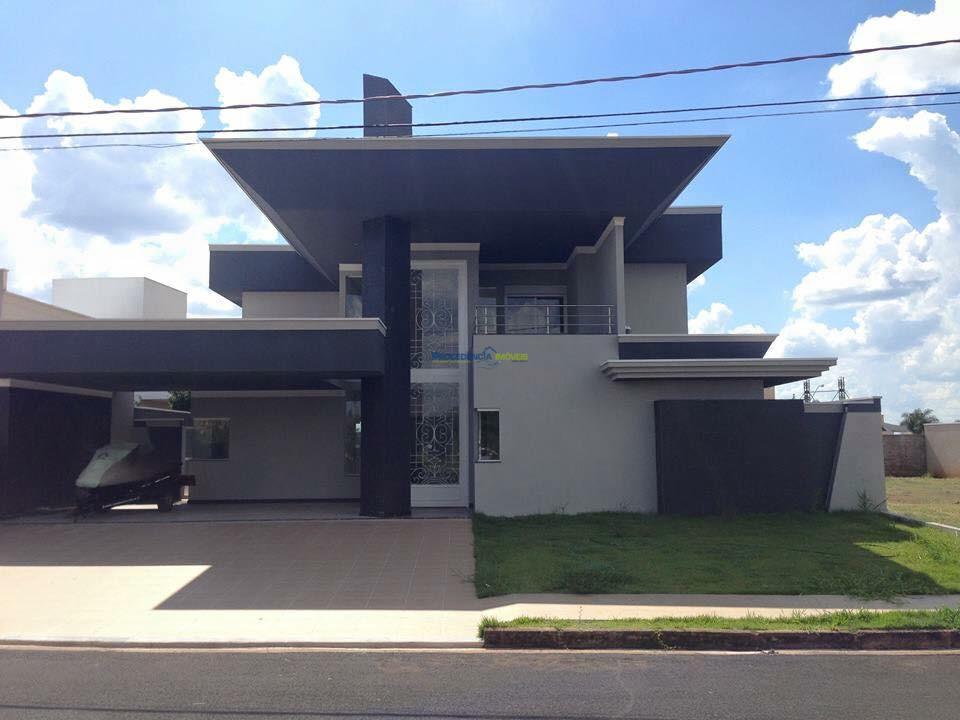 Casa de luxo no Eco Village à venda, Próx. Iguatemi - São José do Rio Preto.