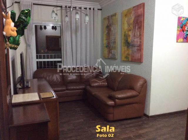 Apartamento residencial à venda, Assunção, São Bernardo do Campo.