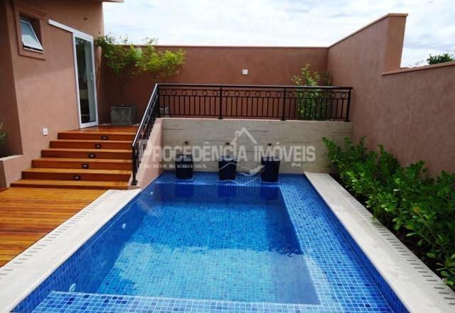 Casa em condomínio à venda/locação, Residencial Quinta do Golfe, São José do Rio Preto.