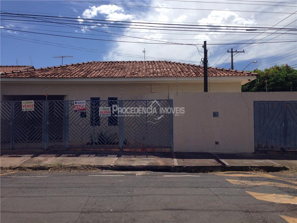 Casa  residencial à venda, Parque Residencial Romano Calil, São José do Rio Preto.