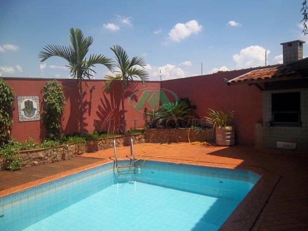 Casa residencial à venda, Alto da Boa Vista, Ribeirão Preto.