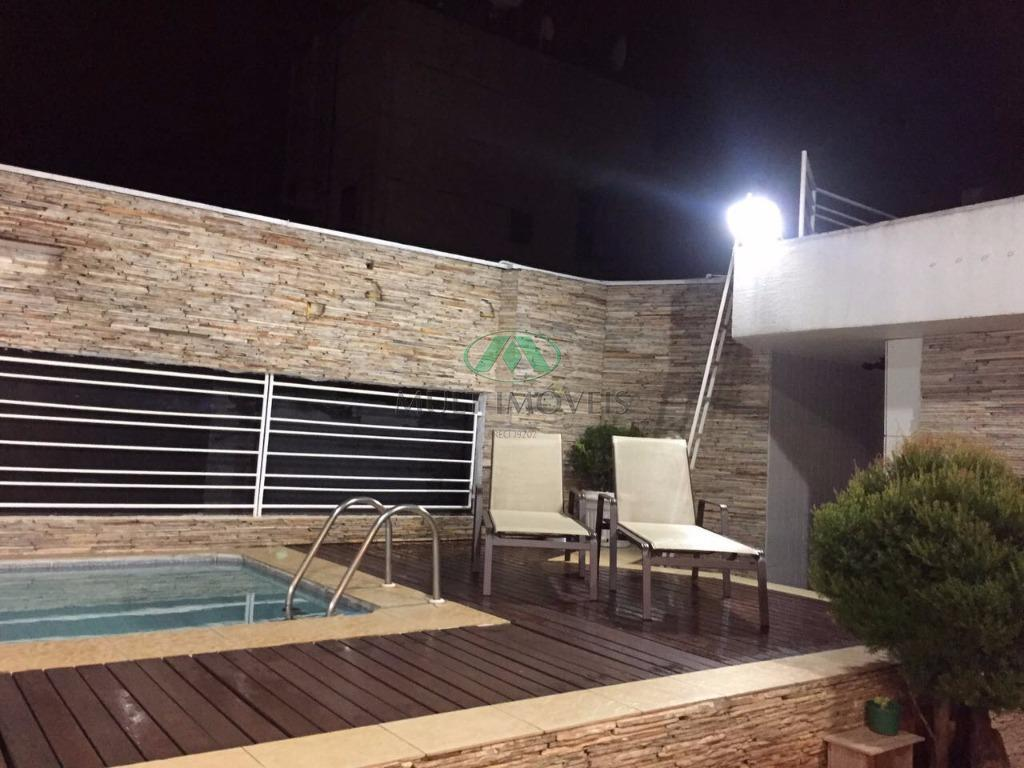 Cobertura residencial à venda, Centro, Ribeirão Preto.