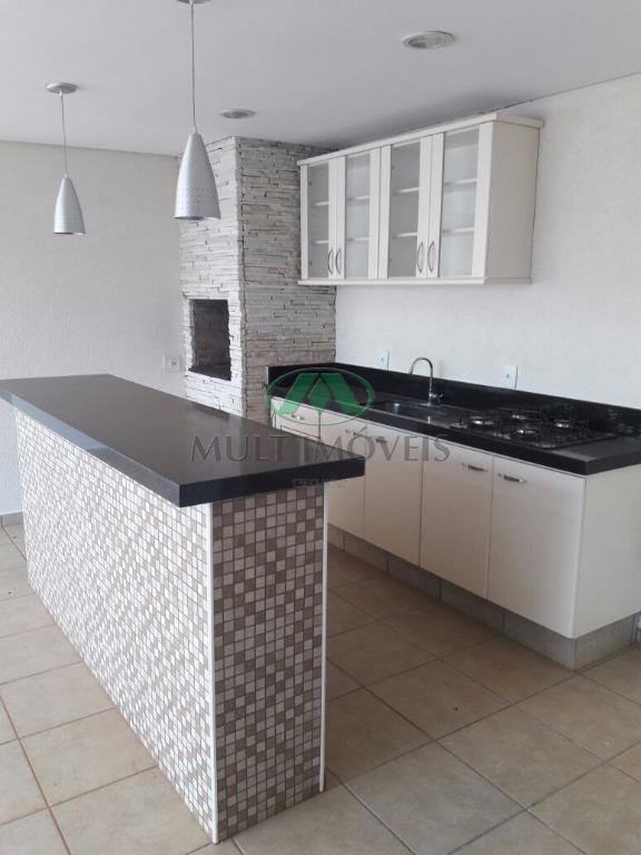excelente casa em condomínio no recreio das acácias, completa em armários, ótimo acabamento, ar condicionado tipo...
