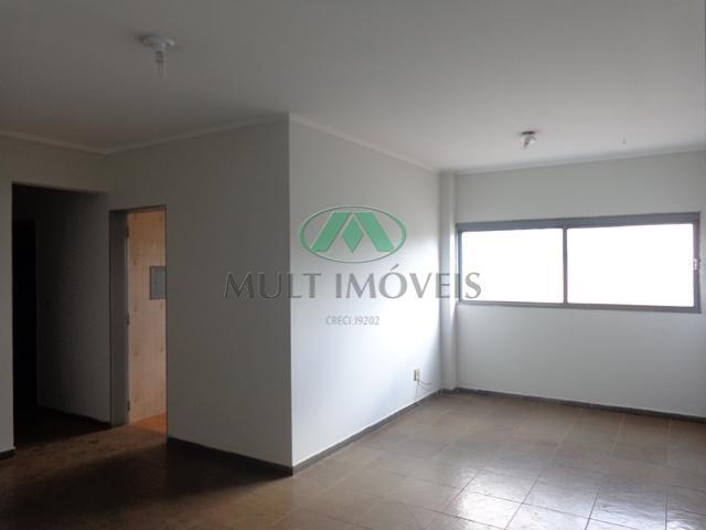 Apartamento residencial para locação, Jardim Palma Travassos, Ribeirão Preto.
