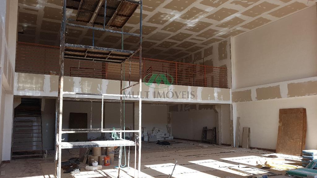 salão comercial,com mezanino,344,15m.jd.sumaré.
