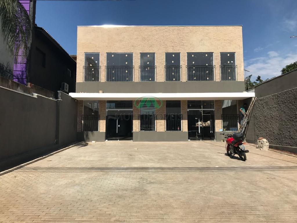 Salão comercial para venda e locação, Jardim Sumaré, Ribeirão Preto - SL0134.