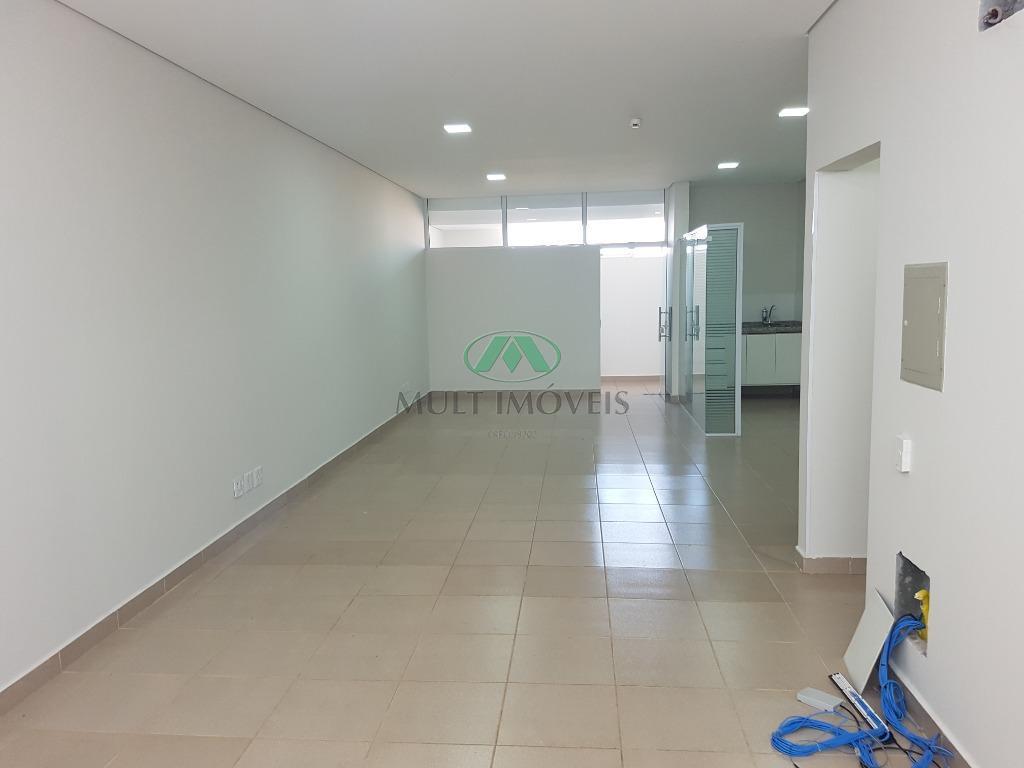 Sala à venda, 55 m² por R$ 255.000 - Jardim São Luiz - Ribeirão Preto/SP