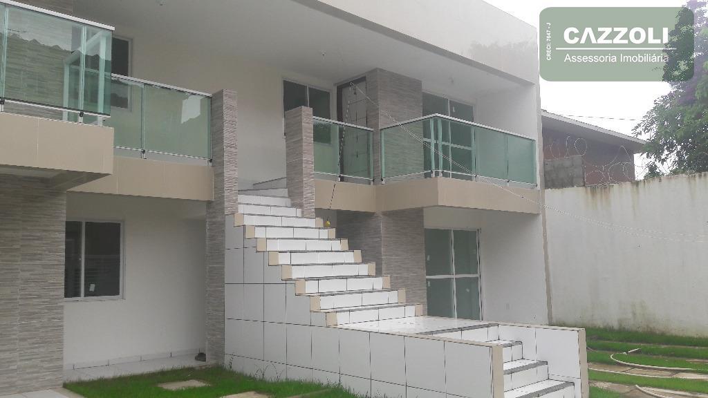 Casa residencial à venda, Jardim Atlântico, Olinda.