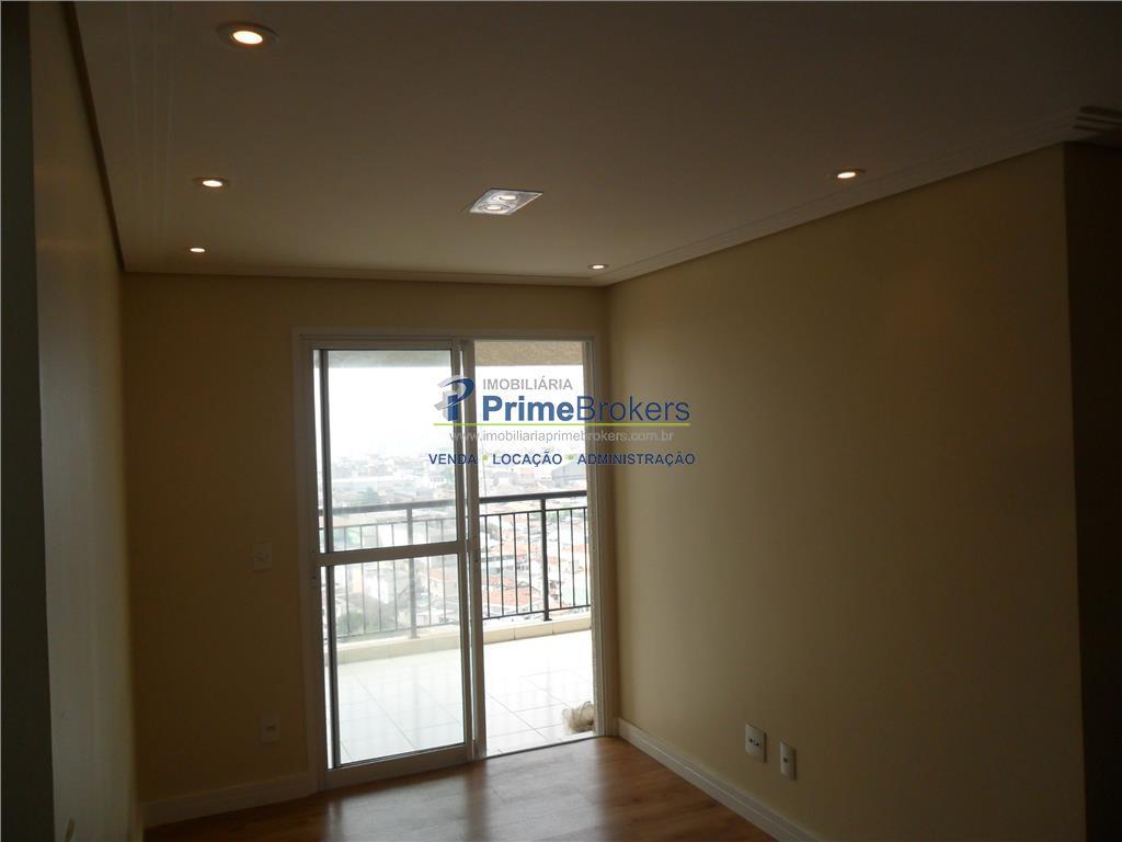 Apartamento de 2 dormitórios à venda em Sacomã, São Paulo - SP