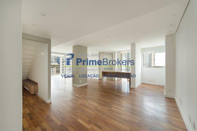 Apartamento Duplex de 3 dormitórios à venda em Itaim Bibi, São Paulo - SP