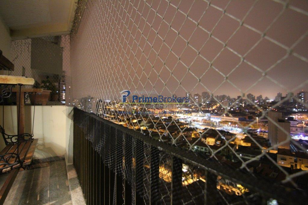 Apartamento de 3 dormitórios em Vila Santo Estéfano, São Paulo - SP