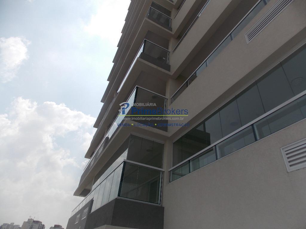 Apartamento de 1 dormitório em Vila Dom Pedro I, São Paulo - SP