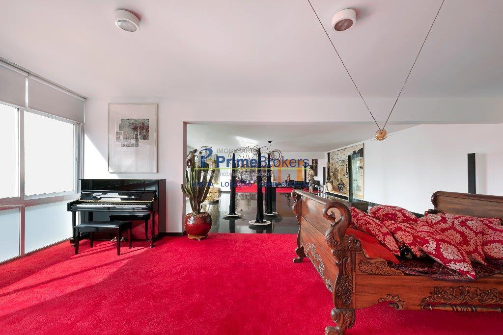 Apartamento Duplex de 3 dormitórios à venda em Higienópolis, São Paulo - SP