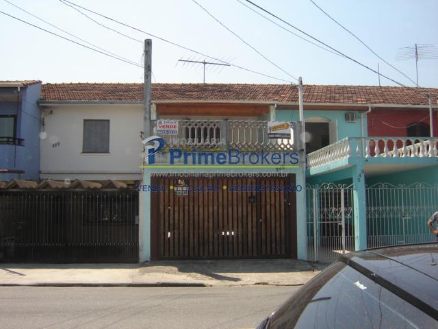 Sobrado de 2 dormitórios em Vila Eldízia, Santo André - SP