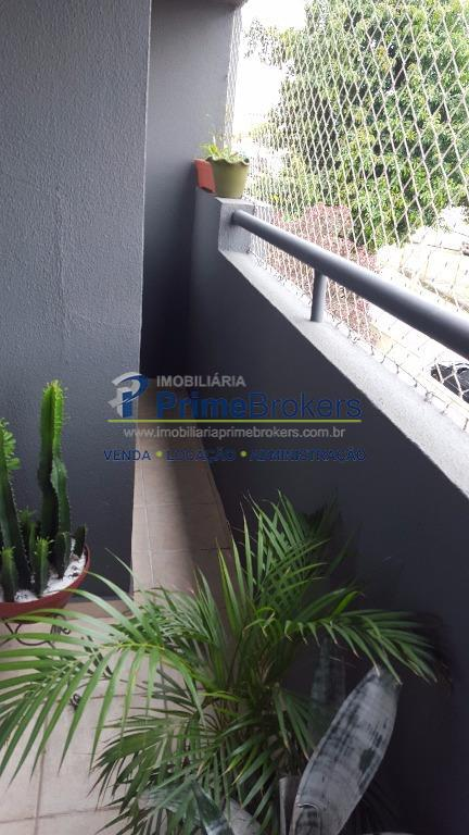 Apartamento de 3 dormitórios à venda em Vila Vermelha, São Paulo - SP