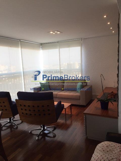 Apartamento de 2 dormitórios em Vila Gumercindo, São Paulo - SP