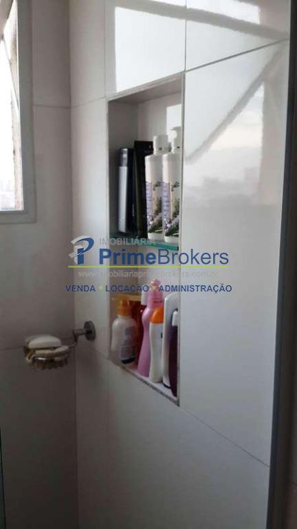 Apartamento de 2 dormitórios à venda em Vila Baeta Neves, São Bernardo Do Campo - SP