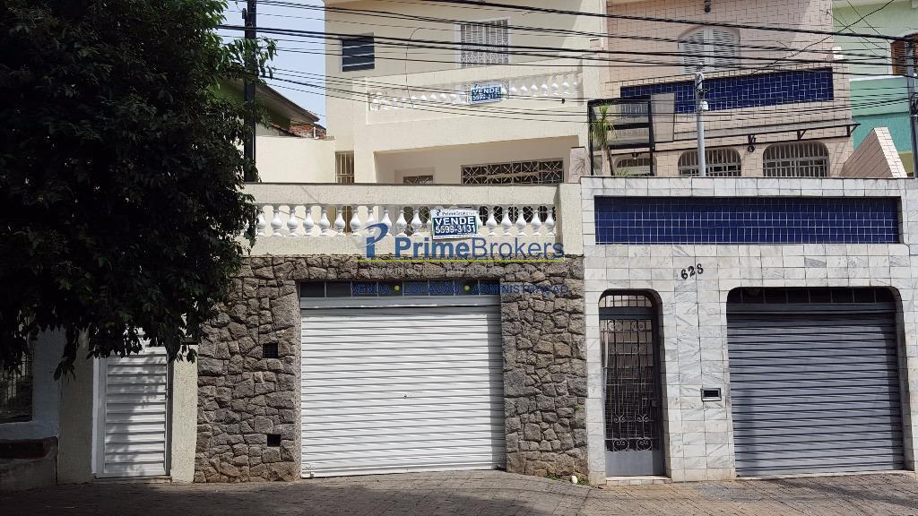 Sobrado de 3 dormitórios à venda em Aclimação, São Paulo - SP