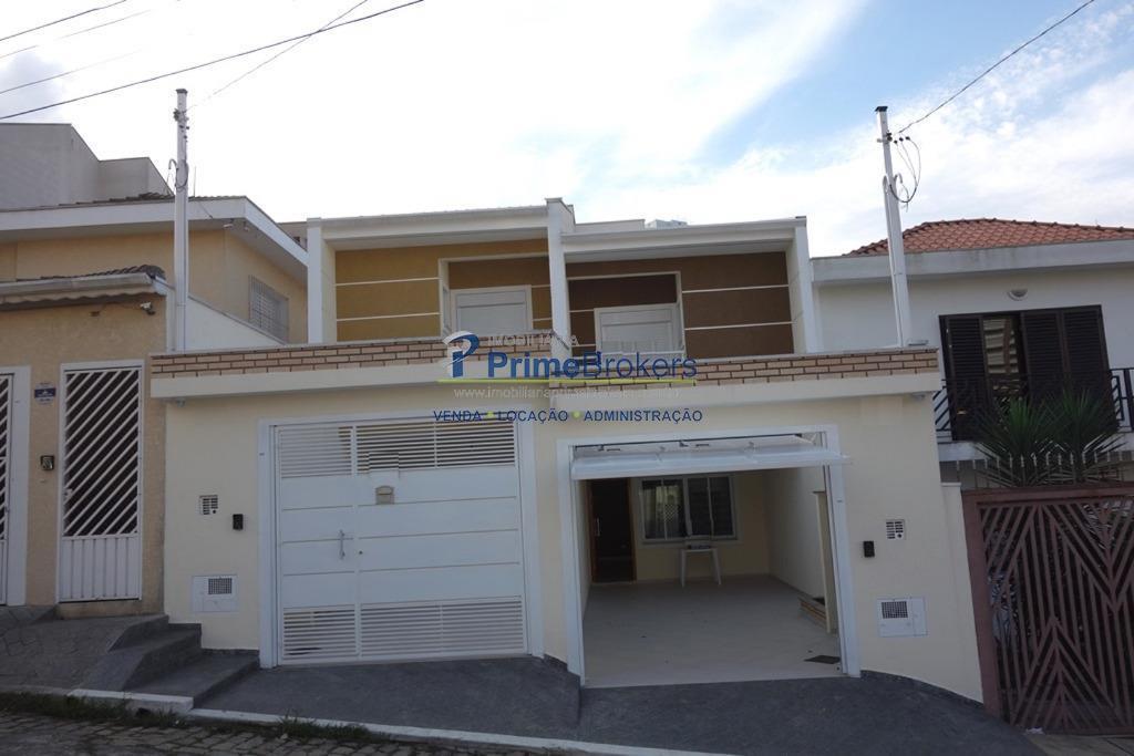 Sobrado de 3 dormitórios à venda em Vila Mariana, São Paulo - SP