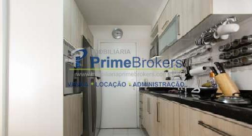 Apartamento de 3 dormitórios em Vila Monte Alegre, São Paulo - SP
