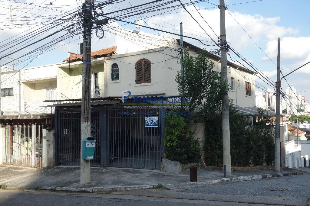 Sobrado de 4 dormitórios em Saúde, São Paulo - SP