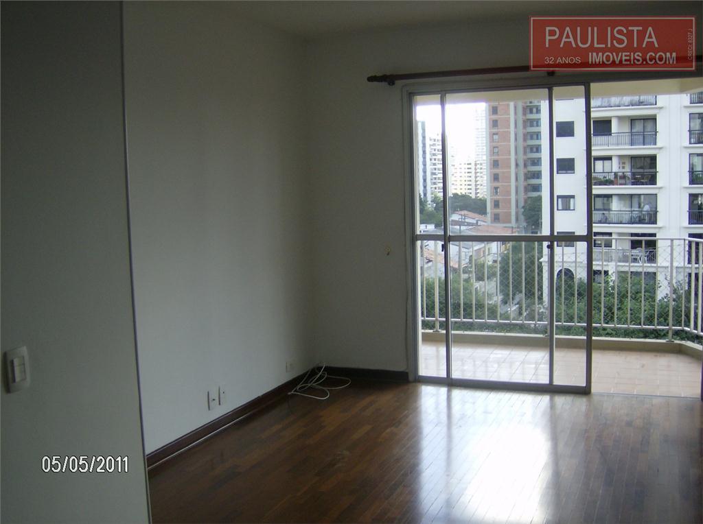 Apartamento residencial para venda e locação, Campo Belo, São Paulo - AP0628.