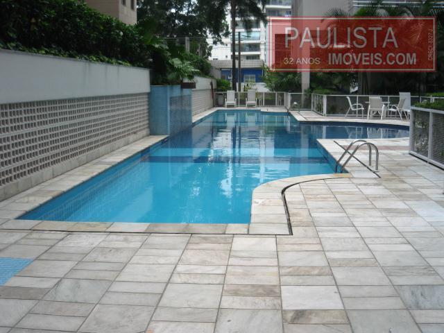 Apto 2 Dorm, Moema, São Paulo (AP0820) - Foto 16