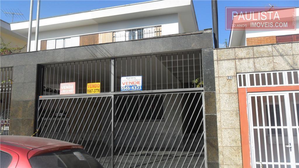 Paulista Imóveis - Casa 4 Dorm, Campo Belo