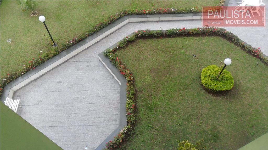 Apartamento residencial para locação, Campo Belo, São Paulo - AP1047.