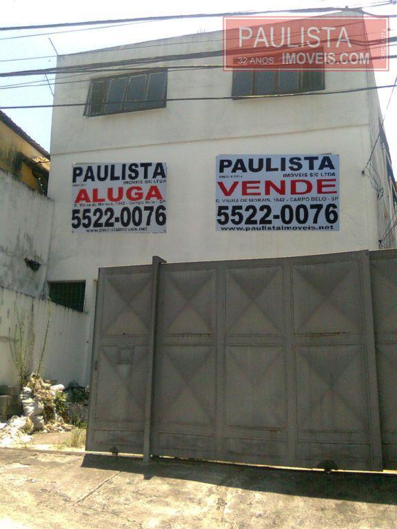 Galpão, Cidade Ademar, São Paulo (GA0097) - Foto 1
