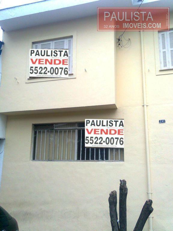 Casa 3 Dorm, Campo Belo, São Paulo (SO0483)