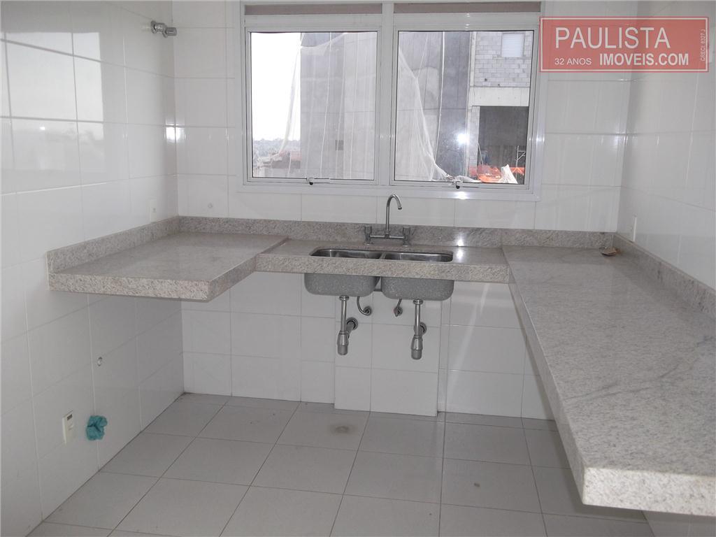 Cobertura 4 Dorm, Campo Belo, São Paulo (CO0172) - Foto 4