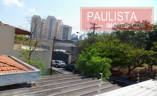 Casa 3 Dorm, Campo Grande, São Paulo (SO0581) - Foto 8