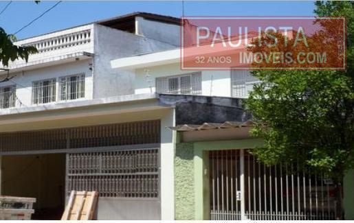 Casa 3 Dorm, Campo Grande, São Paulo (SO0581) - Foto 1