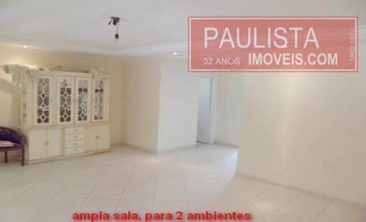 Casa 3 Dorm, Campo Grande, São Paulo (SO0581) - Foto 4