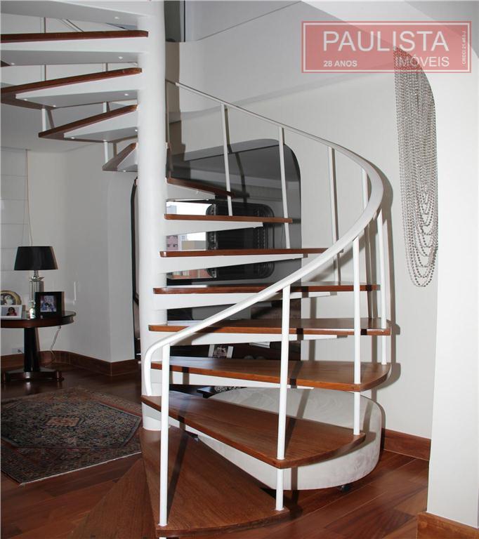 Cobertura 3 Dorm, Campo Belo, São Paulo (CO0198) - Foto 3
