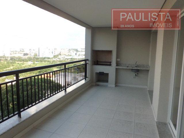 Paulista Imóveis - Apto 4 Dorm, Morumbi, São Paulo - Foto 9