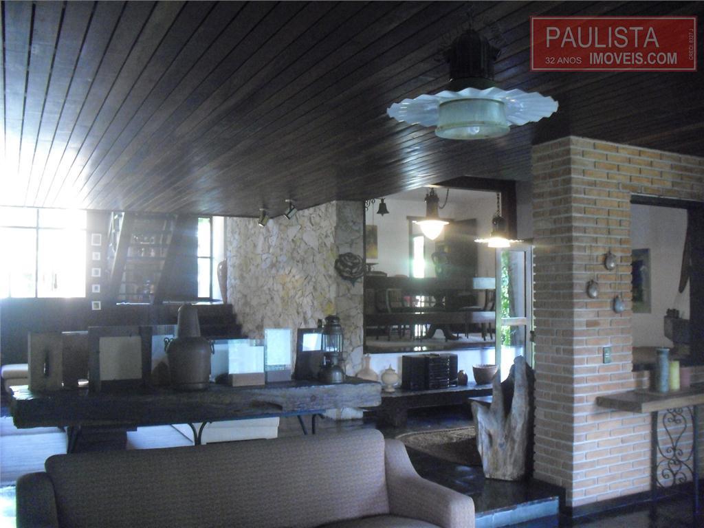 Casa 4 Dorm, Interlagos, São Paulo (CA0607) - Foto 4