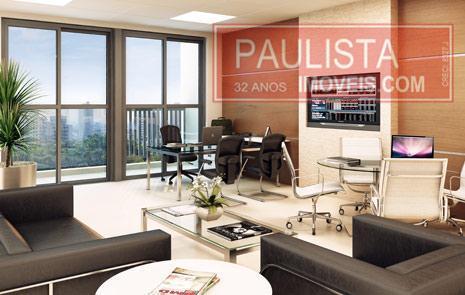 Paulista Imóveis - Sala, São Paulo (SA0199) - Foto 1