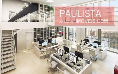 Paulista Imóveis - Sala, São Paulo (SA0199) - Foto 5