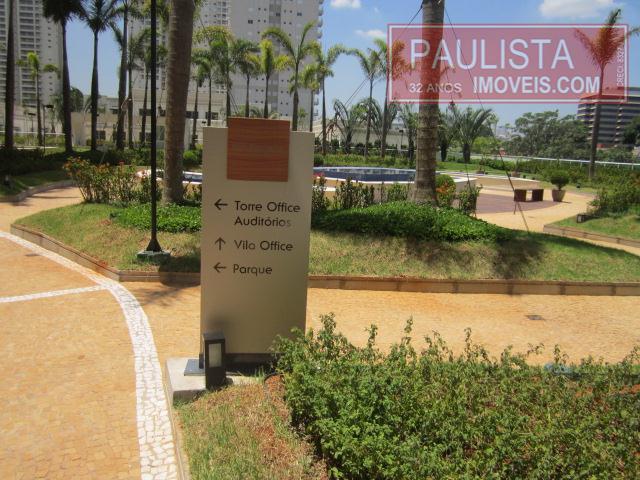 Sala, Chácara Santo Antônio (zona Sul), São Paulo (SA0223) - Foto 15