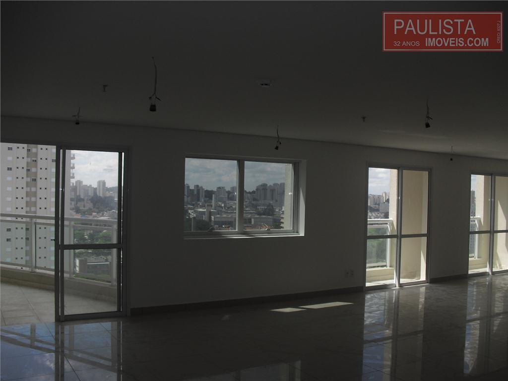 Conjunto à venda, 142 m² por R$ 1.178.000 - Chácara Santo Antônio (Zona Sul) - São Paulo/SP