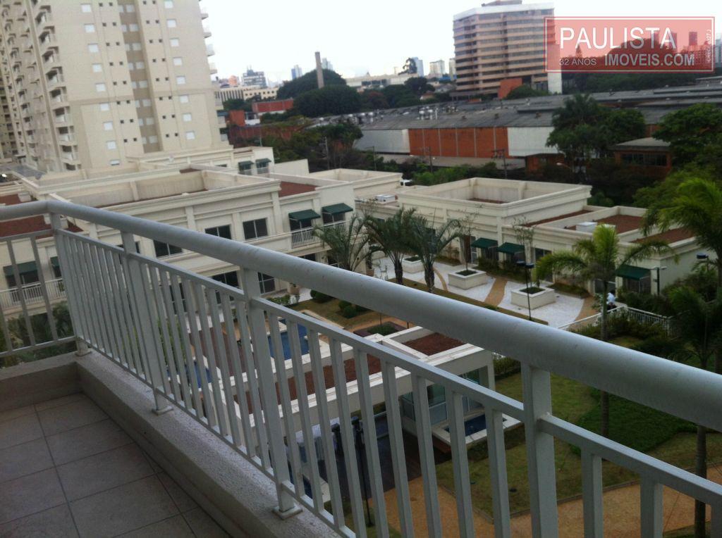 Sala, Chácara Santo Antônio (zona Sul), São Paulo (SA0272) - Foto 1